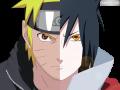 Саске и Наруто - смена способностями